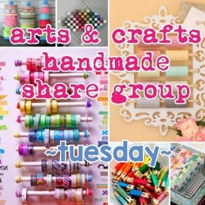 10/27 ARTS, CRAFTS AND HANDMADE SHARE GROUP